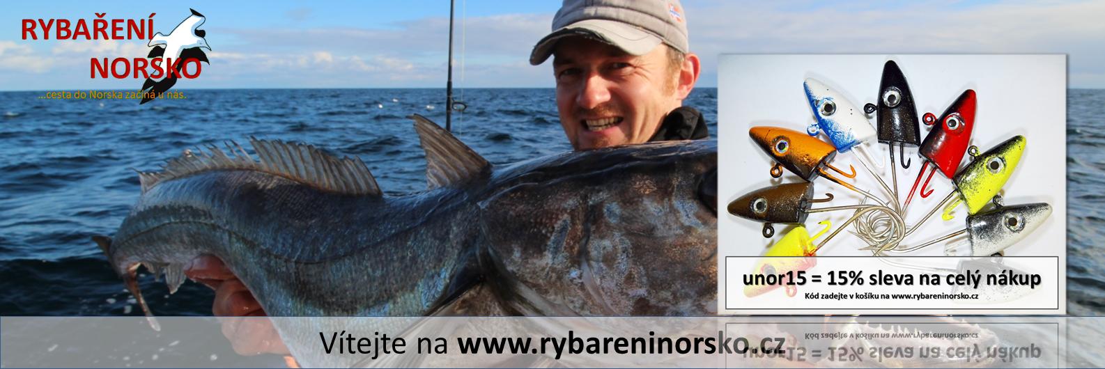 Jan Dufek - Rybaření NORSKO